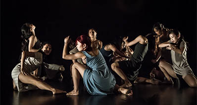 T.H.E Dance Company - Bedfellows 2013