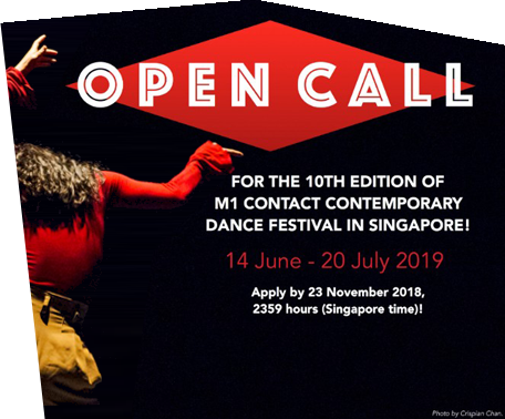M1CONTACT open call 2019